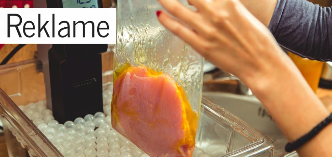 3 tips til at bruge Sous-vide som madlavningsteknik