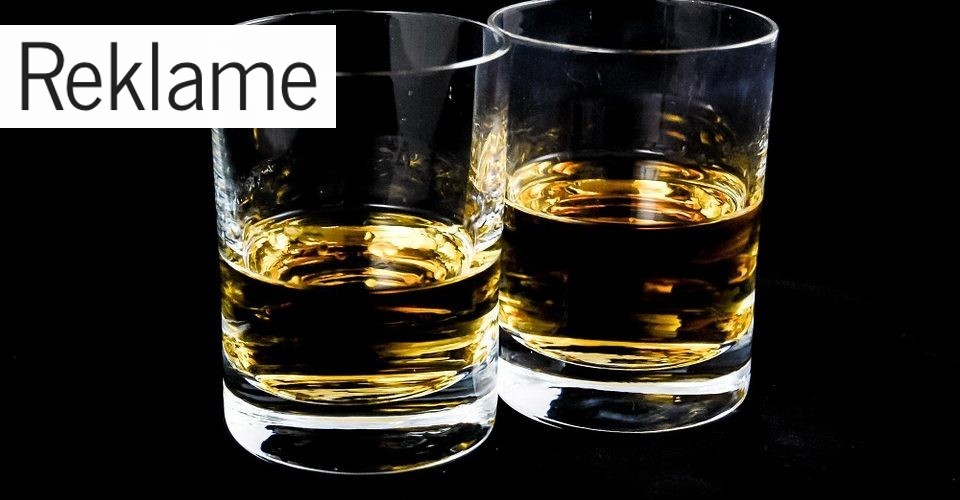 Server en lækker whisky for dine gæster