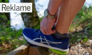 Undgå over-pronation ved at bruge de rette løbesko og indlægssåler