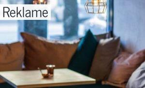 Skab den rette atmosfære i din café