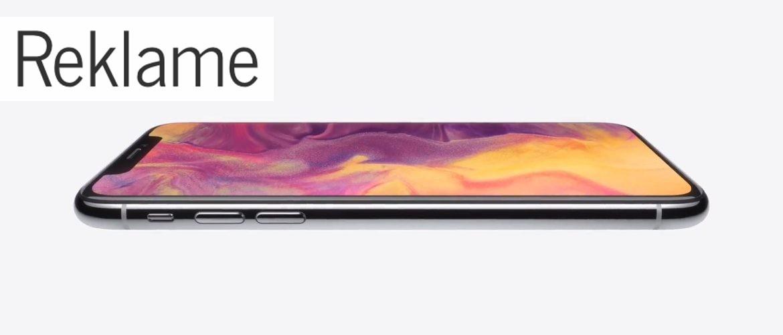 Efterspørgslen på iPhone X er stor