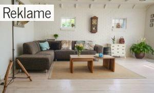 Skab en storartet stue med pendel lampe