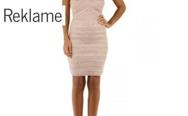 Find den kjole, som du står og mangler, nemt og hurtigt på nettet