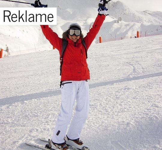 Tag på ski i vinterferien