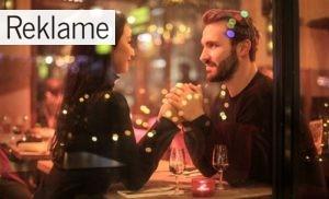 Sådan vælger du den rette restaurant, når du skal på date