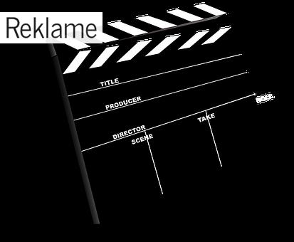 Har du en interesse inden for den filmiske verden?