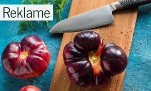 Få skarpe knive og bliv bedre og mere sikker i dit køkken