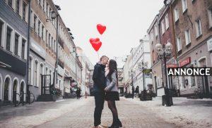 Vi søger alle sammen efter kærligheden, men hvordan finder man den lige?